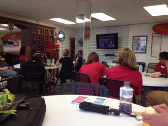 Big Red Liquors Lunch & Learn