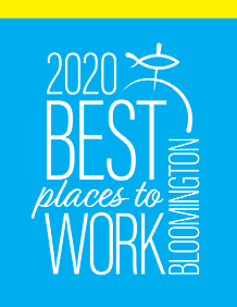 logo for Best Places to Work award