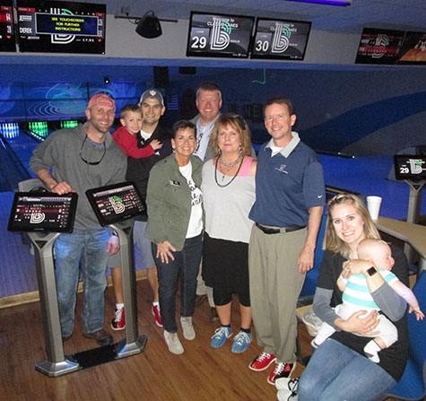 Photo from Big Brothers Big Sisters Bowl for Kids Sake